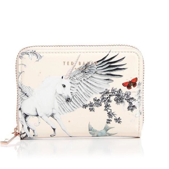 2ddb1302fed Ted Baker Bags | Vincent Enchanted Dream Wallet | Poshmark